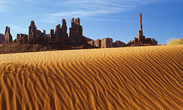 Southwest Tour, Monument Valley Totem, Wayne Bennett, Jim Hardiman