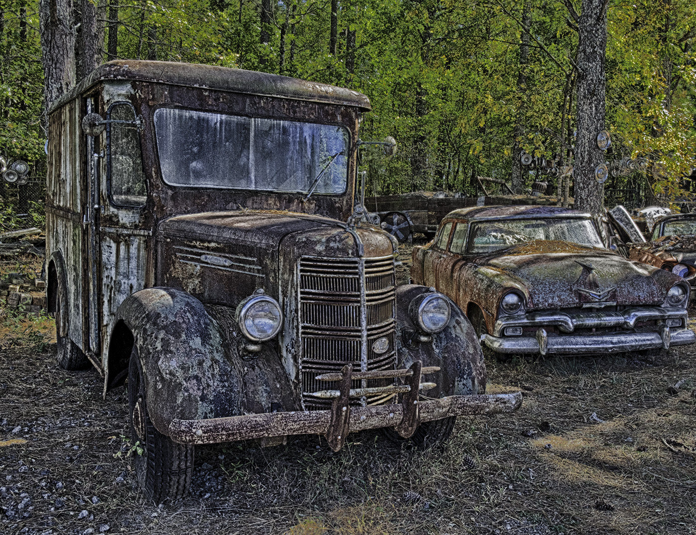 Old Car City | Wayne Bennett Photography