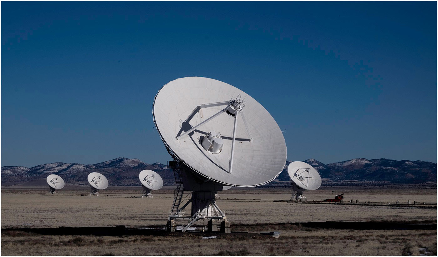 New Mexico-VLA 6